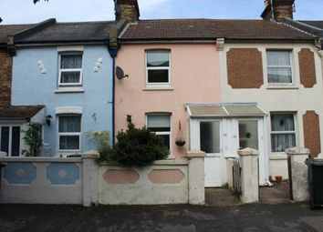 2 bed terraced house to rent in Allfrey Road, Eastbourne BN22