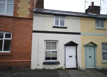Thumbnail 2 bedroom terraced house to rent in Willow Street, Oswestry