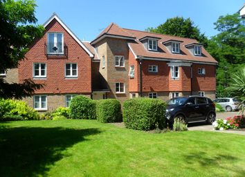 Thumbnail 2 bed flat to rent in Stretton Court, Wey Road, Weybridge