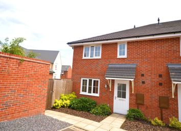 Thumbnail 2 bed property for sale in Suffolk Way, Church Gresley, Swadlincote