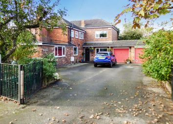 Thumbnail 4 bedroom detached house for sale in Moston Road, Ettiley Heath, Sandbach