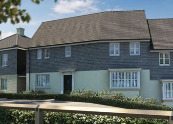 "Thumbnail 3 bed semi-detached house for sale in ""The Rufford Sp"" at Barracks Road, Modbury, Ivybridge"