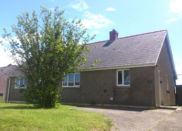 Thumbnail 2 bed detached bungalow to rent in Keeston, Haverfordwest