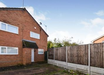 Thumbnail 1 bed end terrace house for sale in Warren View, Leicester, Leicestershire