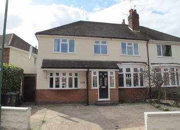 Thumbnail 4 bed semi-detached house for sale in Shalford Road, Solihull