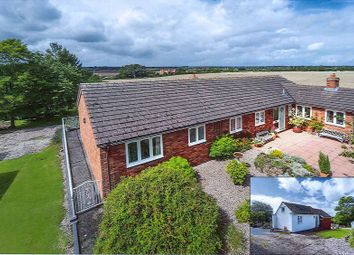 Thumbnail 4 bed detached bungalow for sale in Lilleshall, Nr Newport, Shropshire.