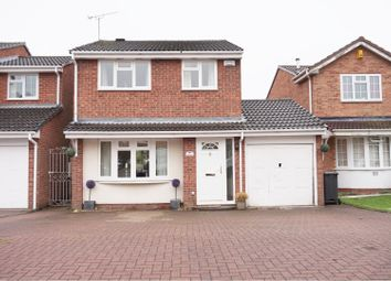 Thumbnail 3 bed detached house for sale in Kipling Close, Nuneaton