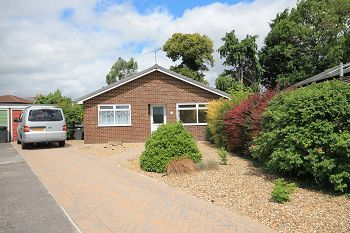 Thumbnail 2 bed detached bungalow to rent in Damask Way, Warminster, Wiltshire