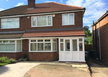 Thumbnail 3 bed semi-detached house for sale in Cherry Tree Avenue, Walsall