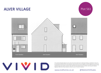 Thumbnail 3 bed terraced house for sale in Alver Village, Gosport