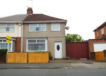 Thumbnail 3 bedroom semi-detached house for sale in Beech Drive, Braunstone Town, Leicester, Leicestershire