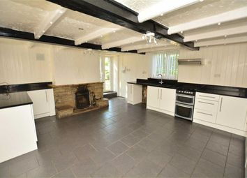 Thumbnail 4 bed detached house for sale in Barnsley Road, South Kirkby, Pontefract