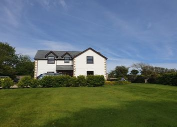 Thumbnail 4 bed detached house to rent in Trevean Lane, Penzance
