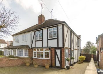 Thumbnail 2 bed property to rent in Shakespeare Road, Mill Hill