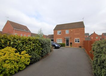 Thumbnail 3 bed detached house for sale in Castilla Place, Burton-On-Trent