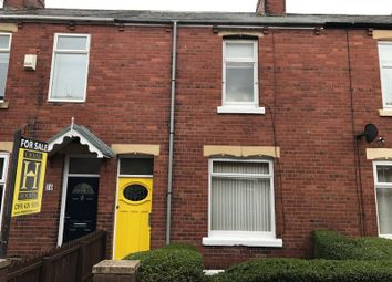 Thumbnail 2 bed terraced house for sale in Carter Avenue, Hebburn