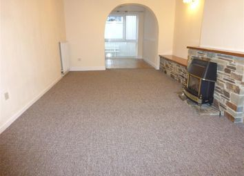 Thumbnail 3 bed property to rent in The Rivers, Saltash