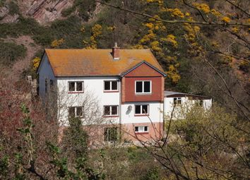 Thumbnail 5 bed detached house for sale in Upper Burnmouth, Eyemouth, Berwickshire, Scottish Borders