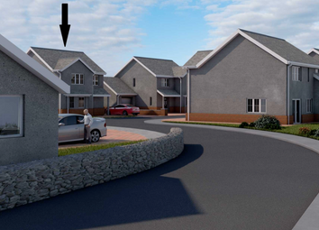 Thumbnail 3 bed semi-detached house for sale in Y Ffor, Pwllheli