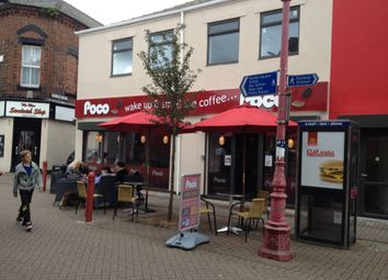 Thumbnail Restaurant/cafe for sale in Market Street, Newton-Le-Willows