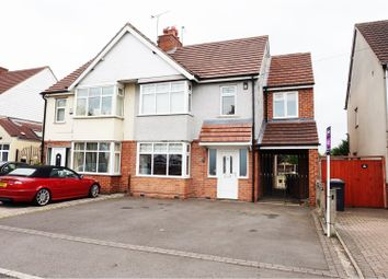 Thumbnail 5 bed semi-detached house for sale in Field Lane, Alvaston