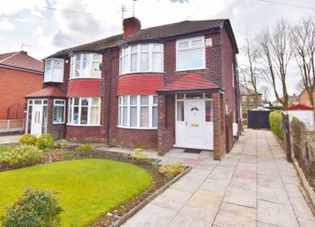 Thumbnail 3 bed semi-detached house for sale in Victoria Road, Salford