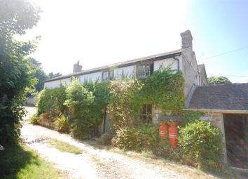 Thumbnail 3 bedroom semi-detached house for sale in Gulval, Penzance