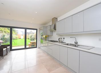 Thumbnail 3 bed terraced house for sale in Deburgh Road, London