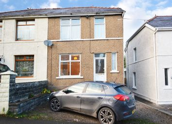 2 bed semi-detached house for sale in Bryn Road, Penygroes, Llanelli SA14