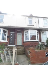 Thumbnail 2 bed terraced house to rent in Cross Park Avenue, Castleford