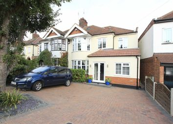 Thumbnail 6 bed semi-detached house for sale in Eversleigh Gardens, Upminster, Essex