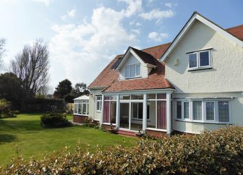 Thumbnail 4 bedroom detached house for sale in Brockley Road, Bexhill-On-Sea