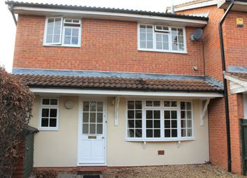 Thumbnail 2 bed end terrace house to rent in Wimborne Close, Blackbrook, Taunton