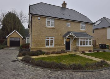 Thumbnail 4 bed detached house for sale in Nursery Drive, Hockley