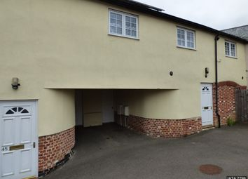 Thumbnail 2 bed terraced house to rent in Mill Road, Saxmundham