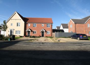 Thumbnail 2 bed end terrace house for sale in Stephens Drive, Brightlingsea, Colchester