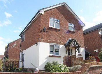 Thumbnail 3 bed detached house to rent in Hillside Park, Westbury, Wiltshire