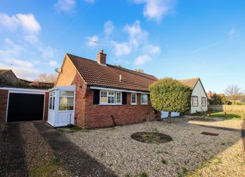 Thumbnail 3 bed detached bungalow for sale in Warren Drive, Mundesley, Norwich