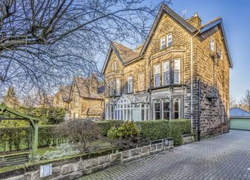 Thumbnail 6 bed town house for sale in Queens Road, Harrogate