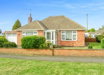 Thumbnail 2 bed bungalow for sale in Grasmere Road, Wigston, Leicester