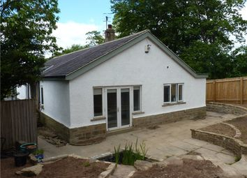 Thumbnail 3 bed bungalow for sale in Holmfield, Manor Road, Keighley, West Yorkshire