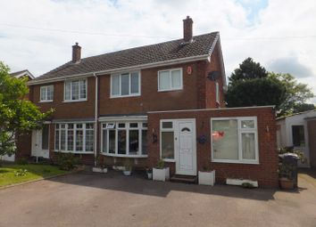 Thumbnail 3 bed semi-detached house for sale in Willmott Road, Four Oaks, Sutton Coldfield