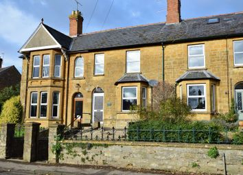 Thumbnail 3 bed terraced house for sale in Coldharbour, Sherborne