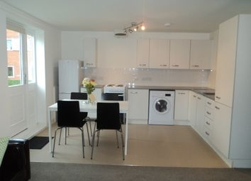 Thumbnail 2 bed flat to rent in Isham Place, Ipswich
