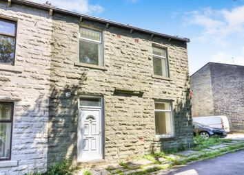 Thumbnail 2 bed end terrace house for sale in Unsworth Street, Bacup, Rossendale, Lancashire
