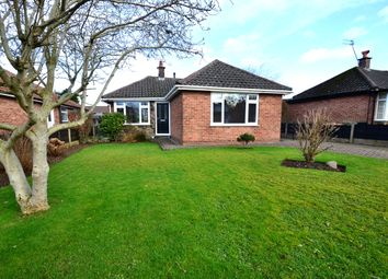 Thumbnail 2 bed detached bungalow for sale in Cherry Tree Drive, Hazel Grove, Stockport