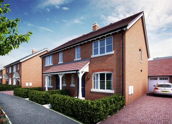"Thumbnail 3 bed property for sale in ""The Elsenham"" at Jessop Court, Waterwells Business Park, Quedgeley, Gloucester"