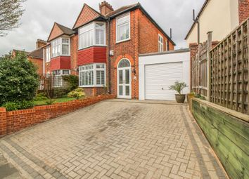 Thumbnail 3 bed semi-detached house for sale in Southend Crescent, London