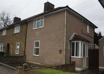 Thumbnail 2 bed end terrace house to rent in Downderry Road, Bromley