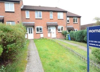Thumbnail 2 bed terraced house for sale in Wargrove Drive, College Town, Sandhurst